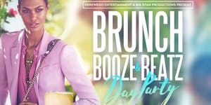 """((LABOR DAY 09/03)) BRUNCH, BOOZE & BEATZ """"DAY PARTY""""..."""