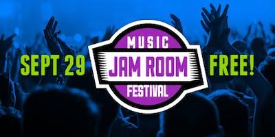 Jam Room Music Festival 2018 Volunteers
