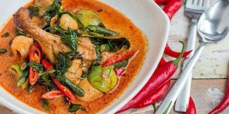 Thai Cooking Class - Summer Menu tickets