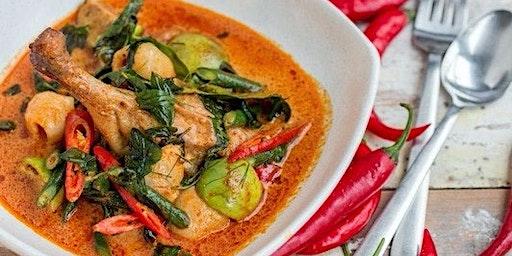 Thai Cooking Class - Winter Menu