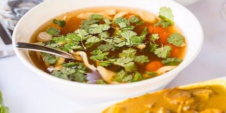 South East Asian Cooking Class - Winter Menu tickets