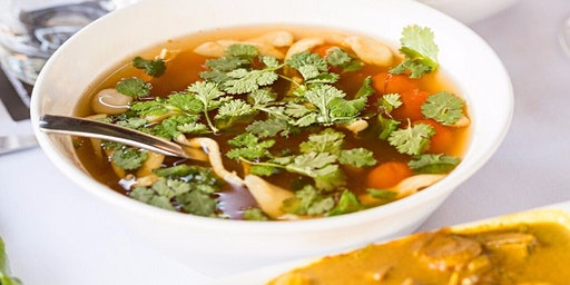 South East Asian Cooking Class - Spring Menu