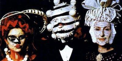 The Surreal Artists Masquerade Ball