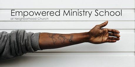 Empowered Ministry School tickets