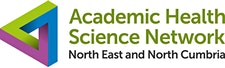 The Academic Health Science Network for the North East and North Cumbria logo