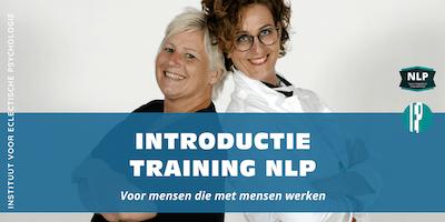 Introductie training Neuro-Linguïstisch Programmeren (NLP)