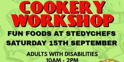 StedyChefs Learning Centre - Cookery Workshops for Adults with Disabilities