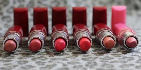 Lipstick Making Workshop tickets