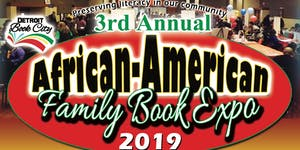Detroit Book City's 3rd Annual African American...