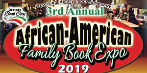 Detroit Book City's 3rd Annual African- American...