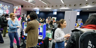 London Met Volunteering Fair 10th October Organisation Registration