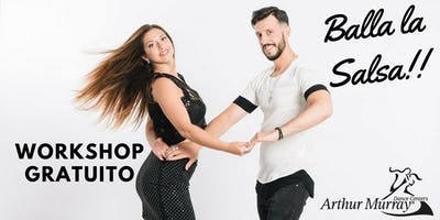 Workshop Gratuito - Balla Salsa