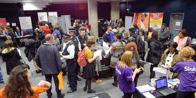 London Met Volunteering Fair 7th November Organisation Registration