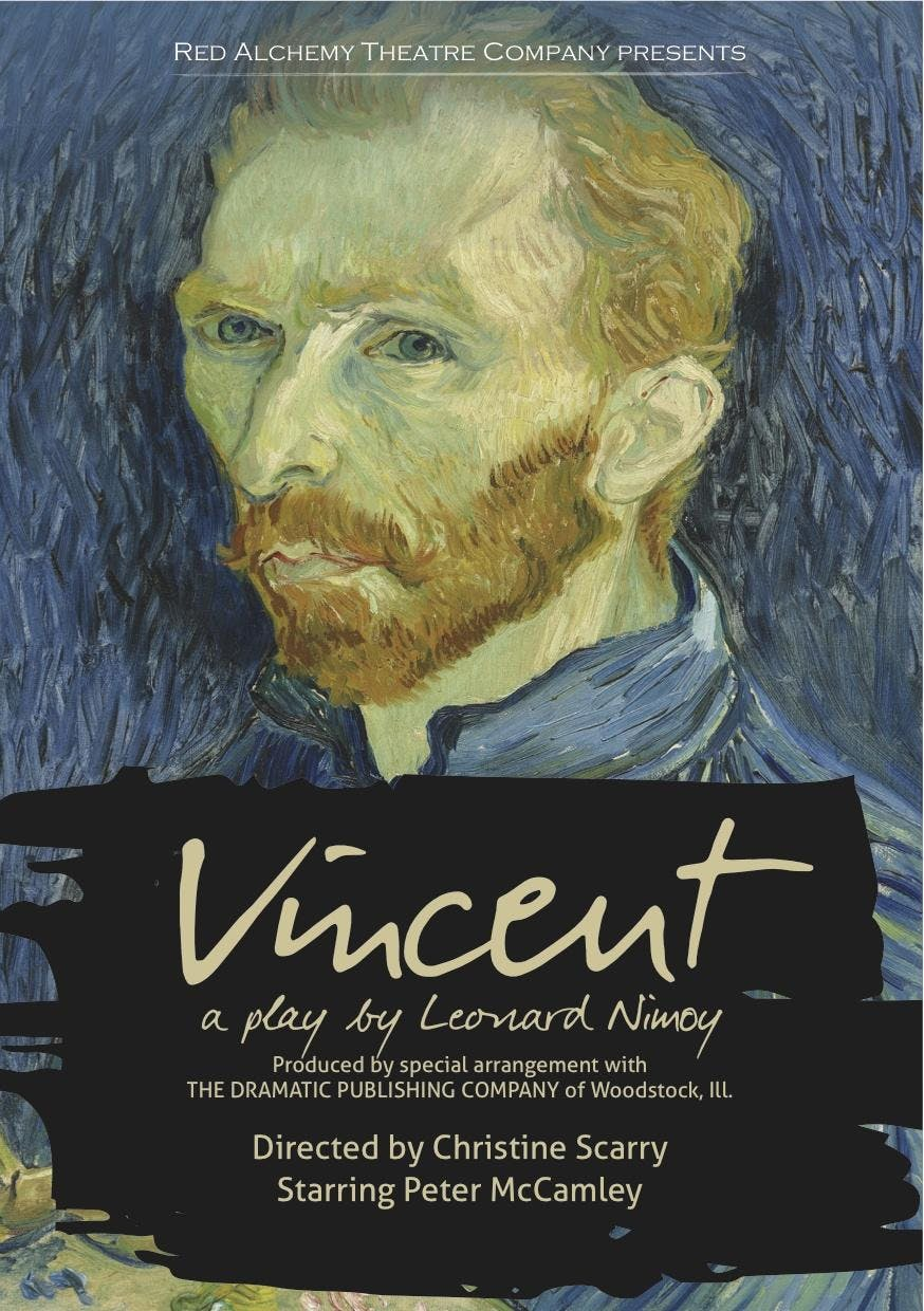 Vincent A Play by Leonard Nimoy