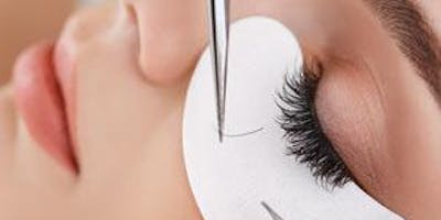 Russian Volume Lash Extensions Certification Class Dallas