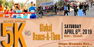 Silver Spring 5K Run/Walk