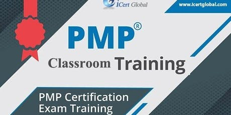 PMP Certification Training in Belmont, CA tickets
