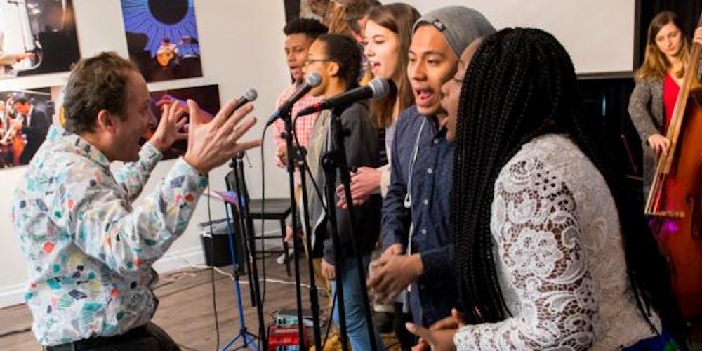Intergenerational Jam Session at National Jazz Museum in Harlem