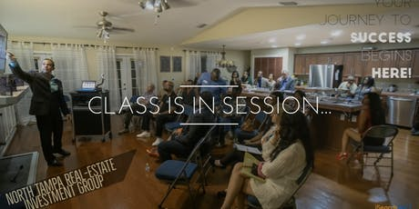 North Tampa Real Estate Investment Group (register for full address) tickets