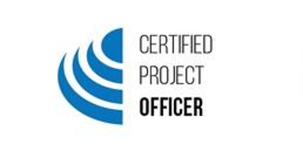 Certified Project Officer Advanced Recognition Certification