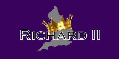 Richard II: Lit Nite