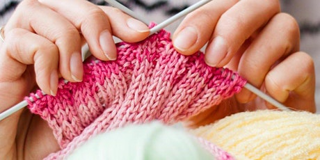 Intro to Knitting tickets