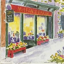 McLean & Eakin Booksellers logo
