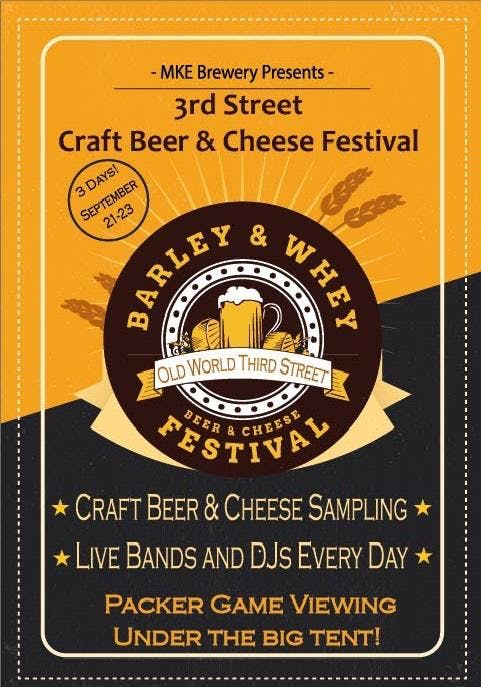 MKE Brewery Presents - 3rd Street Barley and
