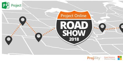 Microsoft Project Online Roadshow - Reston