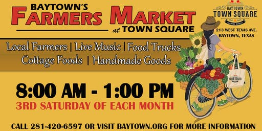 Baytown Farmers Market