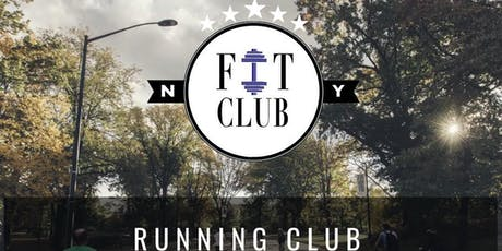 Fit Club Run Club tickets