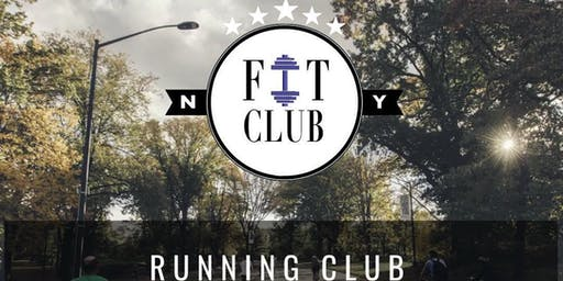 Fit Club Run Club