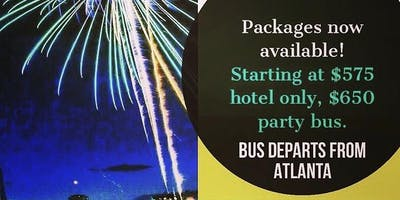 2019 Essence Festival Party Bus Trip (Atlanta to New Orleans)