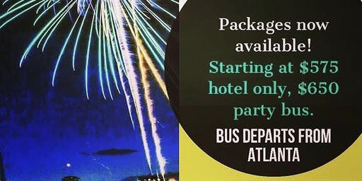 2019 Essence Festival Party Bus Trip Atlanta To New Orleans