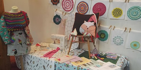 CLP Sewing Cafe EVENING SESSION tickets