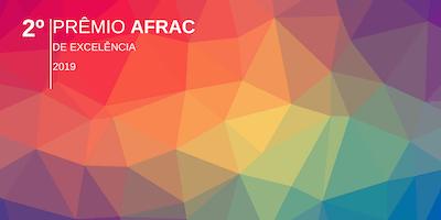2º Prêmio AFRAC de Excelência