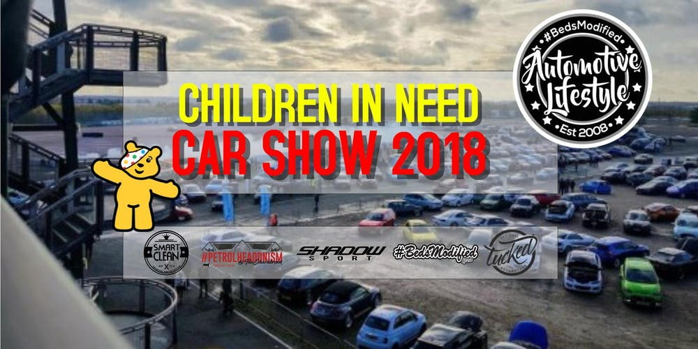 Children In Need Car Show Tickets Sat Nov At - Car show management software