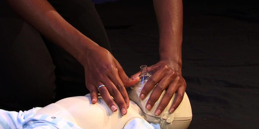 Cpr And First Aid For Childcare Professionals Greenville County