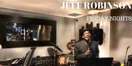 Vocalist Jeff Robinson tickets