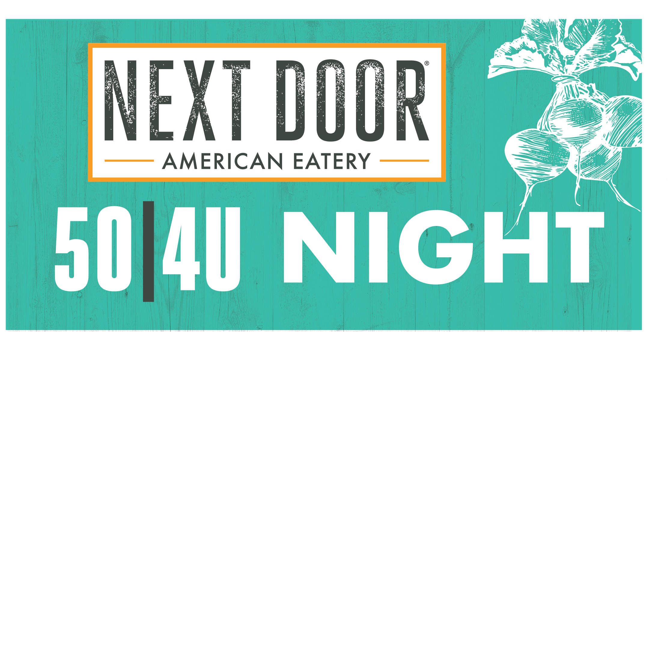 Adventure Elementary 50|4U Night at Next Door