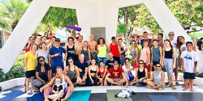 FREE Warrior Flow Yoga #onLincoln