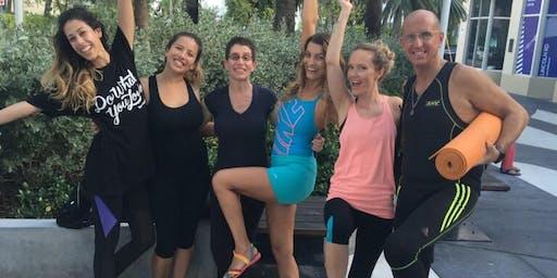 FREE Community Yoga #onLincoln