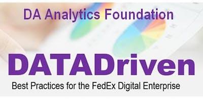 DA Analytics Foundation Class