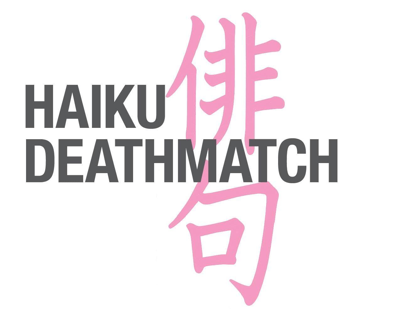 Phoenix Poetry Slam's Haiku Deathmatch | September 27