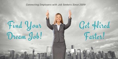 Greensboro Job Fair - October 22, 2019 Job Fairs & Hiring Events in Greensboro NC tickets