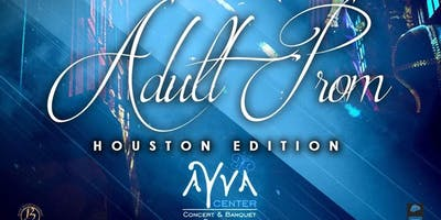 IF Only For One Night 2018 Adult Prom Houston Edition