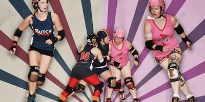 Sydney Roller Derby League presents PRIDE FIGHT