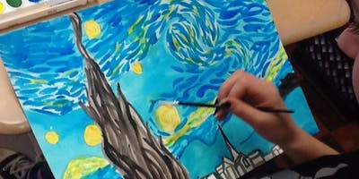 Cliffside Park Senior Center (Thursday ) Art Class