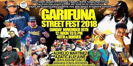 Los angeles ca celebrity meet and greet events eventbrite garifuna street fest 2018 m4hsunfo