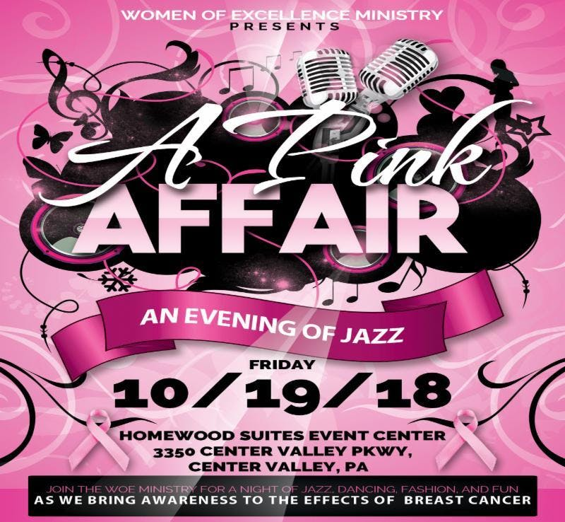 A Pink Affair - An Evening of Jazz